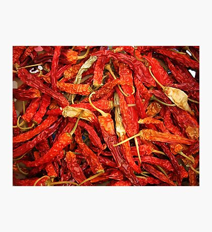 chili Photographic Print