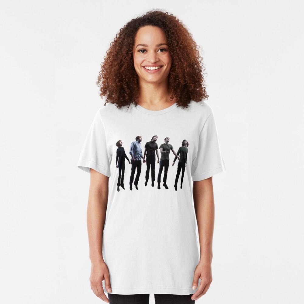 Minus the Bear Slim Fit T-Shirt