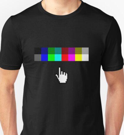 4 Bit Colour Palette T-Shirt