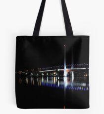 BOLTE BRIDGE AT NIGHT Tote Bag