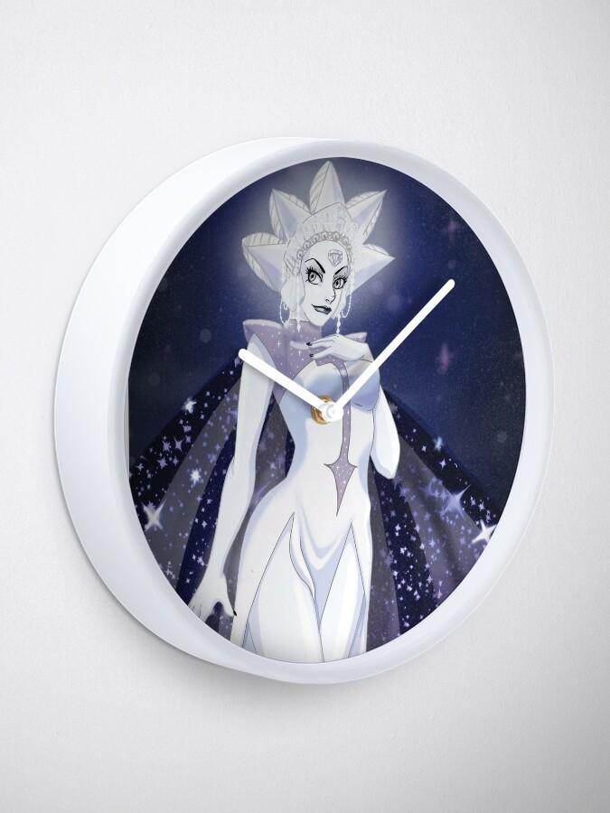 Alternate view of Flawless Clock