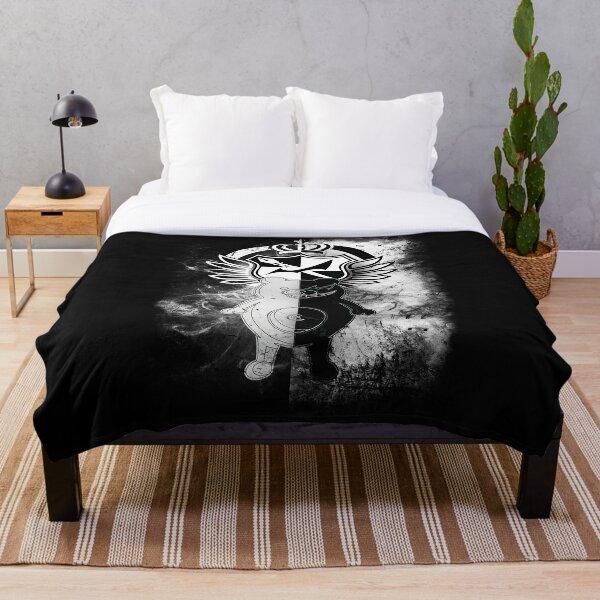 kuma Awakening Throw Blanket