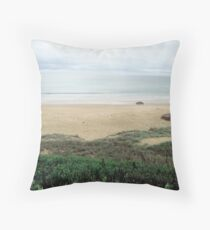 Anna Bay Throw Pillow
