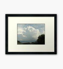 Cumulonimbus 19 Framed Print