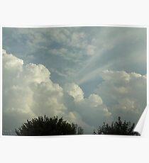 Cumulonimbus 24 Poster
