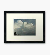 Cumulonimbus 46 Framed Print