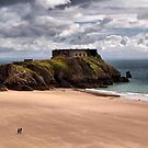 Tenby, South Wales by saxonfenken