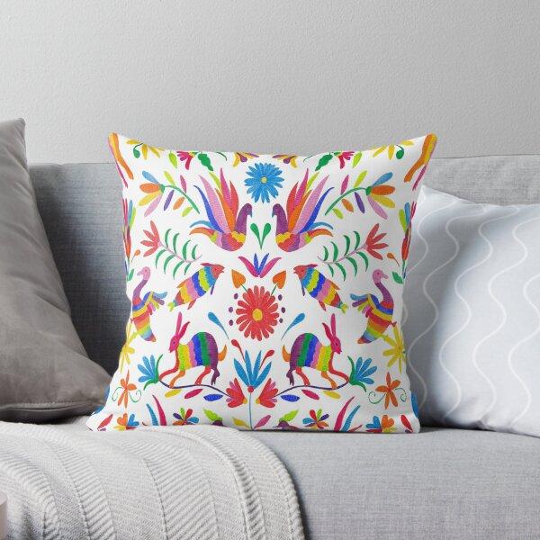 Arte popular mexicano otomí Cojín