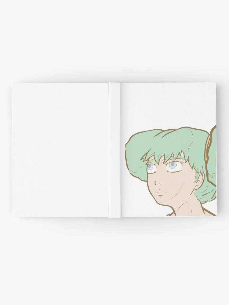 Alternate view of Ha-lo portrait (c) Hardcover Journal