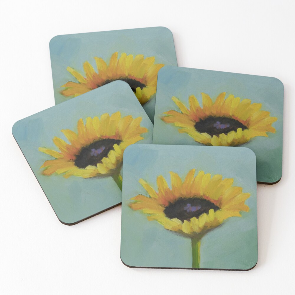 So Happy Coasters (Set of 4)