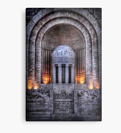 Monument aux Morts Nice Metal Print