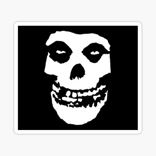 The Misfits Fiend Sticker