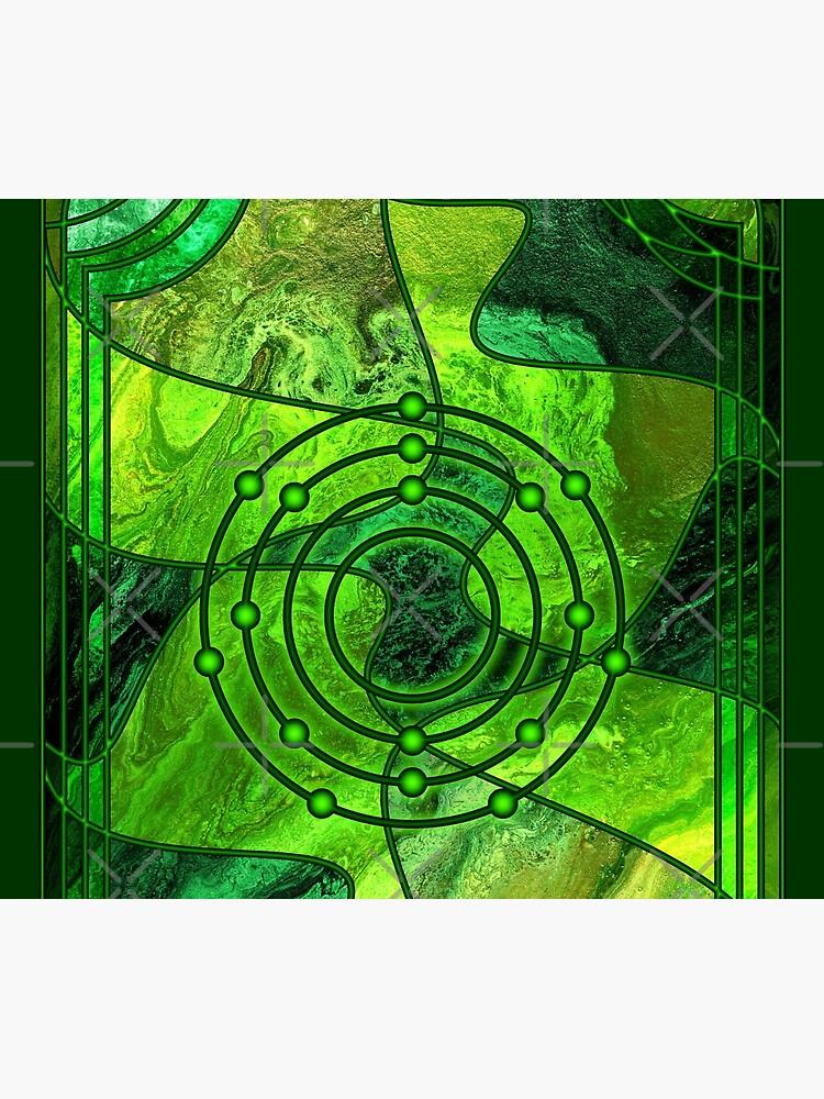 Element 17: Chlorine by kerravonsen