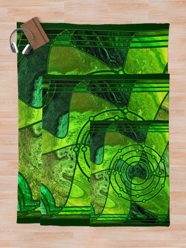 Alternate view of Element 17: Chlorine Throw Blanket