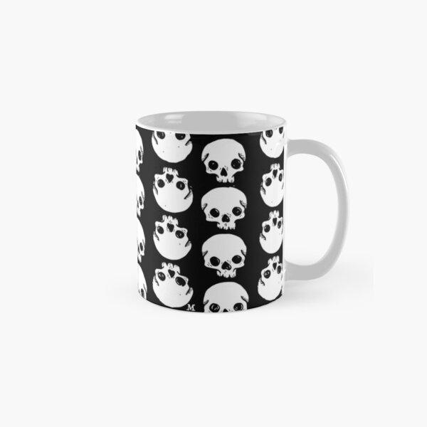 Skull pattern (mug) Classic Mug