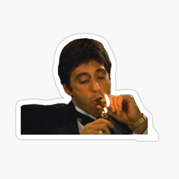 Tony Montana Sticker