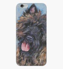 Cairn Terrier Fine Art Painting iPhone Case