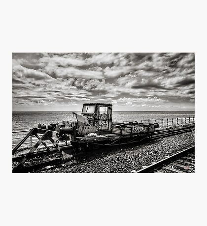 Off the Rails Photographic Print
