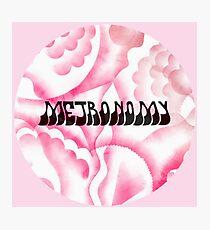 Metronomy Photographic Print