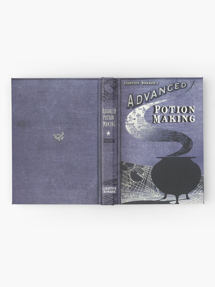 Alternate view of Advanced Potion Making Hardcover Journal