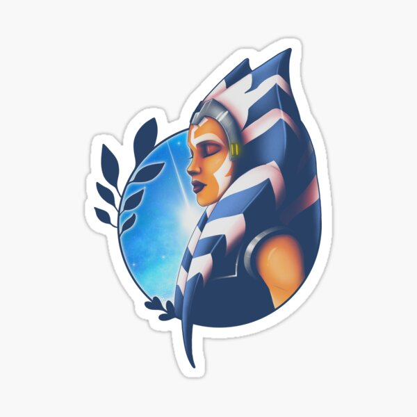 Ahsoka Sticker