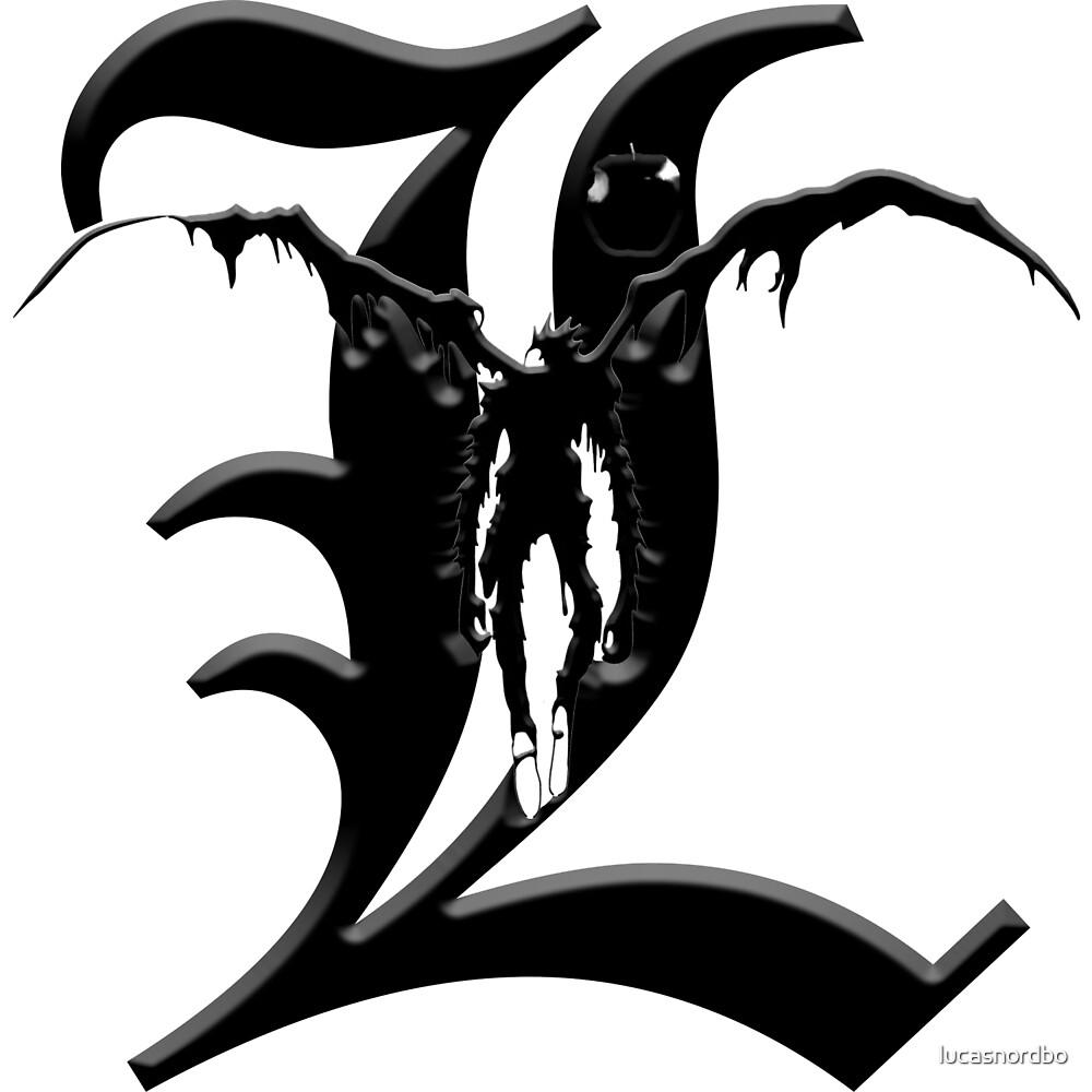 death note l logo - photo #6