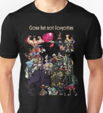 Skullgirls - Gone But Not Forgotten Unisex T-Shirt
