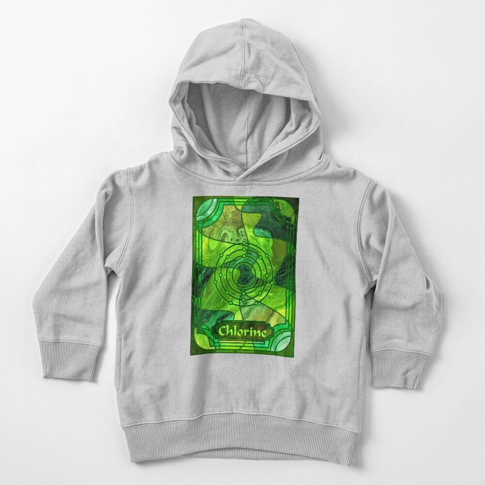 Element 17: Chlorine Toddler Pullover Hoodie