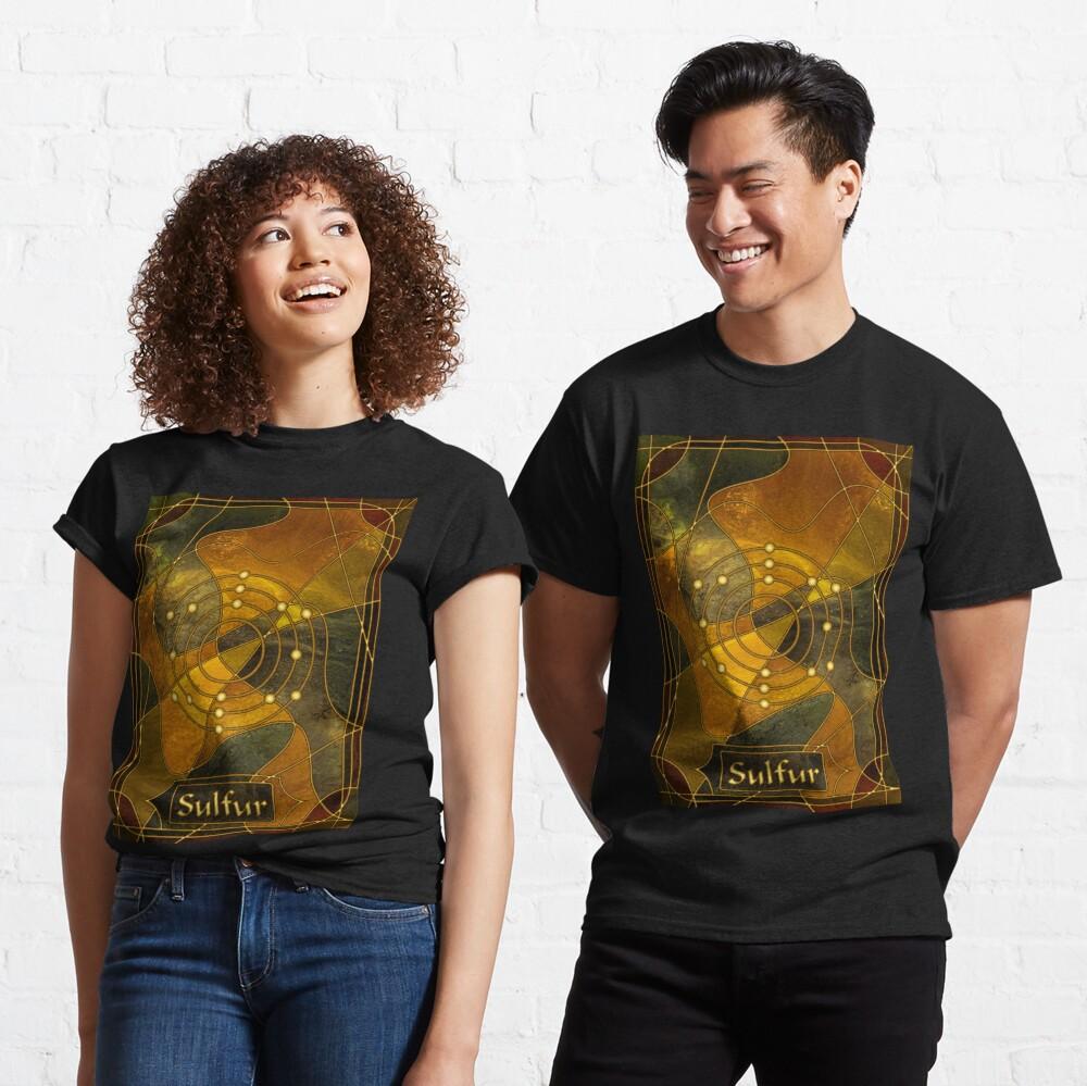 Element 16: Sulfur Classic T-Shirt
