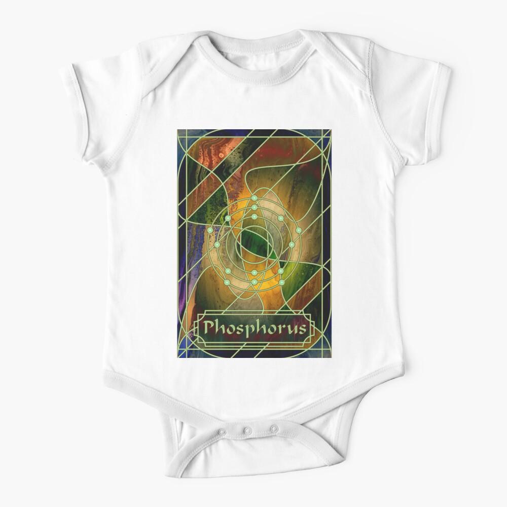 Element 15: Phosphorus Baby One-Piece