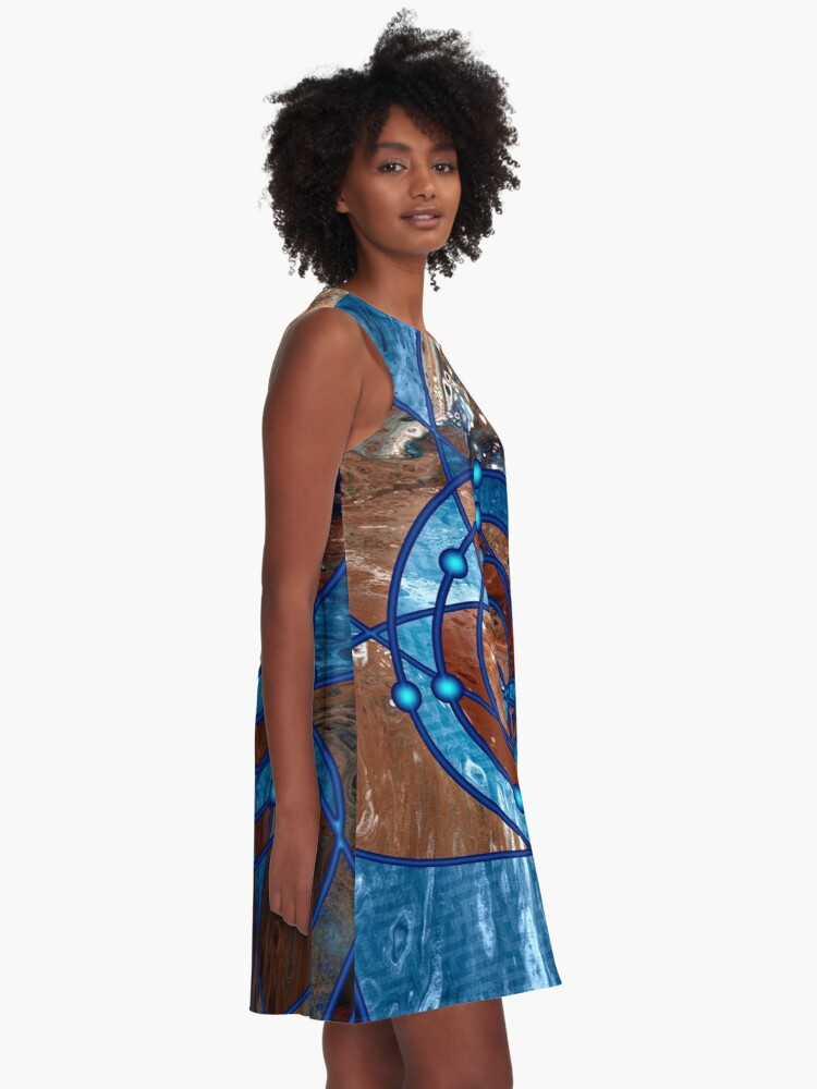 Alternate view of Element 14: Silicon A-Line Dress