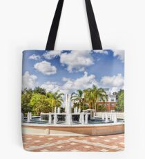 Fountain HDR Tote Bag