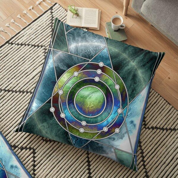 Element 13: Aluminium Floor Pillow