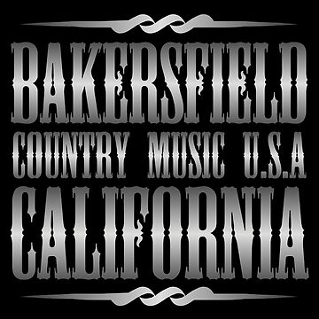 Silver Bakersfield Country by maliderkel