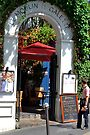 French Cafe in Montmartre  by Imagery