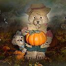 Pumpkin Thief by tinypaws