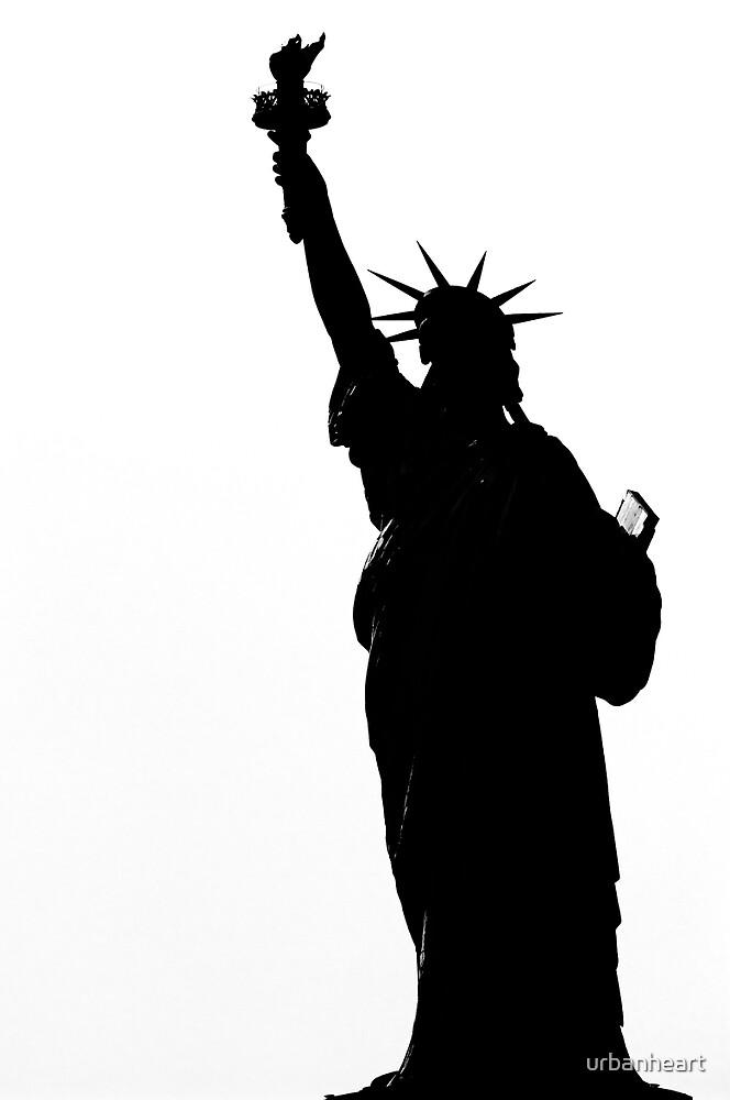 Liberty by urbanheart