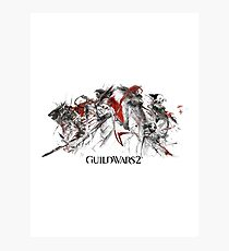 Guild Wars 2 Photographic Print