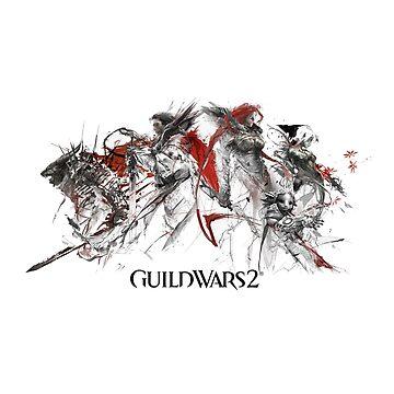Guild Wars 2 by Ixva