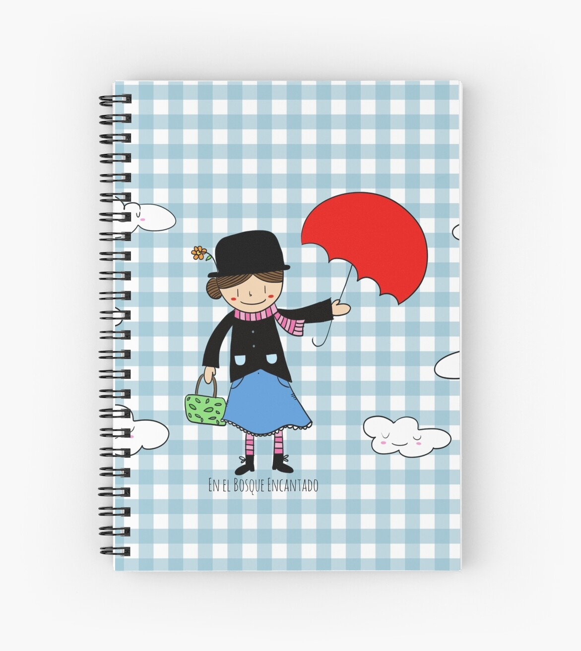 Mary Poppins by enelbosqueencan