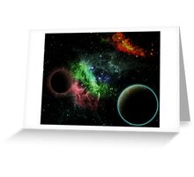 Nebula :) Greeting Card