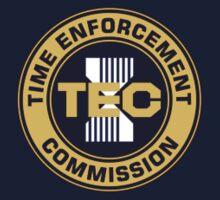 Time Enforcement Commission 2004 Logo