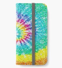 Rainbow Tie Dye 3 iPhone Wallet/Case/Skin