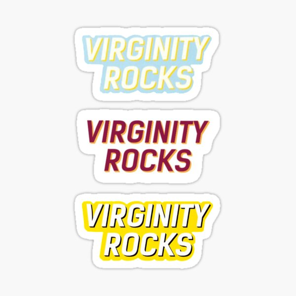 danny duncan virginity roches tendance autocollant Sticker