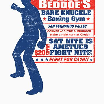 Philo Beddo's Bareknuckle Boxing Gym by superiorgraphix