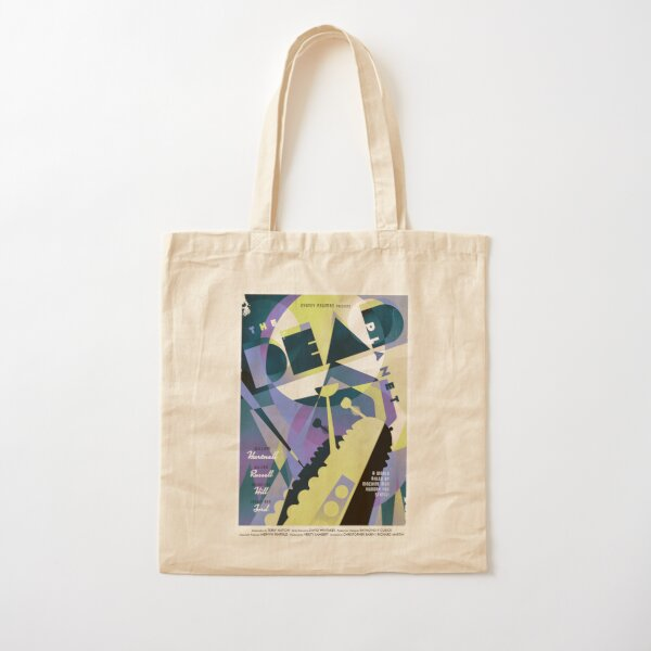 The Dead Planet Cotton Tote Bag