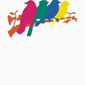 Bird Disco by VFoRV
