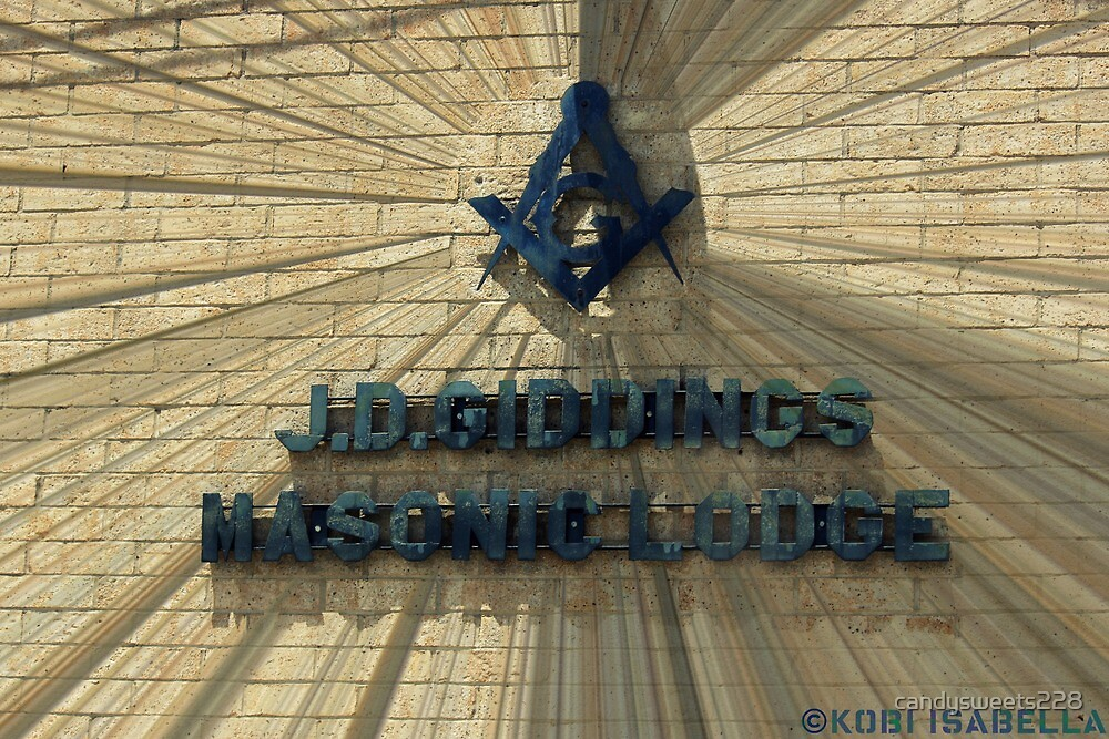 J.D. Giddings Masonic Lodge by candysweets228