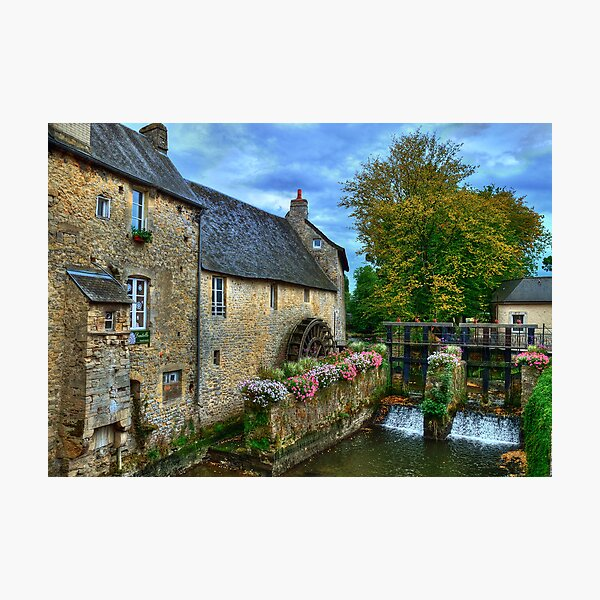 Bayeux, France  Photographic Print