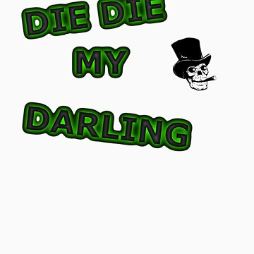 Die, Die Misfits inspired tee by JadeCummins